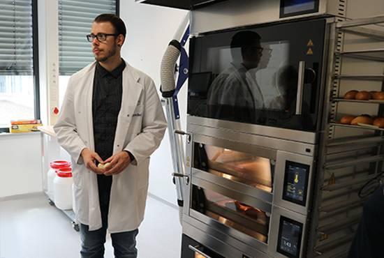 Application Lab Food