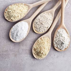 Analysis of gluten free flour for plastic doughs with Brabender laboratory technology