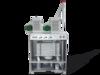 Помол с помощью лабораторной мельницы Quadrumat Senior, близкий к производственным условиям