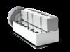 3D Schlitzkapillar-Düsenkopf